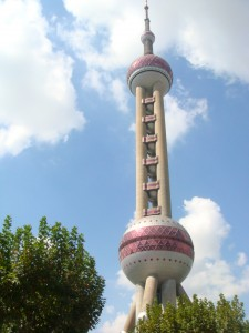 Pearl of the Orient Tower Shanghai
