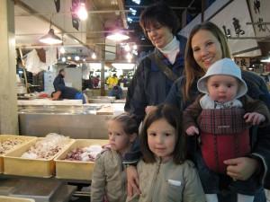 Tskiji Fish Market