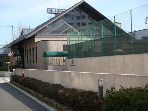 Tokyo Lawn Tennis Club
