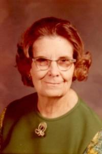 Gramma - Helen B. Gren