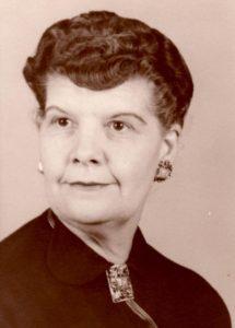 Arvilla Kathleen Brown